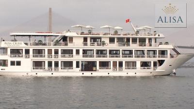 Hanoi -Halong- bay -3- days- 2- nights- on- Alisa- crusie