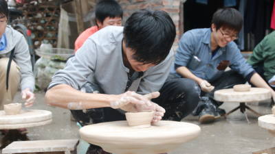 Hanoi-city-tour-traditional-villager