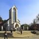 Sapa-tour 3 days 2 nights church in Sapa town