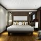 Luxury room on Halong Alisa cruise