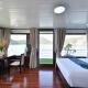 Halong bay Shappire cruise room