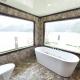 Bath room on shappire cruise