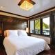 Double bed room on Paradise cruise - Viet Unique Tour