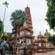 Tran Quoc pagoda- Hanoi city tour
