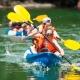 Kayaking Ha long bay