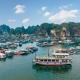HALONG BAY - LAN HA BAY 1 DAY TRIP WITH ARCADY CRUISE