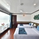 Deluxe Halong sapphire cruise twin room