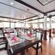 Halong bay Shappire cruise restaurant