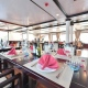 Halong sapphire cruise La Ha bay and restaurant