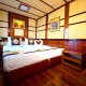 halong bay 3 days 2 nights Deluxe room