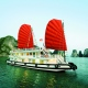 over view Halong bay 3 days 2 nights