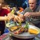Hanoi street food tour with unique tour