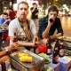 Enjoy Hanoi beer with street food tour