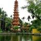Tran Quoc-pagoda city tour