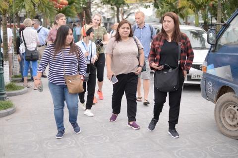 hanoi city tour small group tour