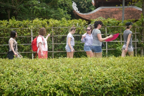 open air in ethnic museum - hanoi city tour one day