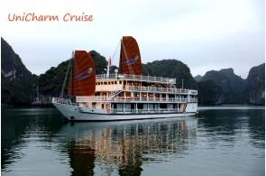 Cat Ba island - Halong bay - Lan Ha bay 2 days 1 night on Unicharm Cruise