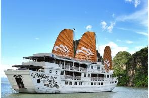 Halong 3 days 2 nights on Paradise cruise