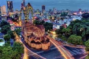 hồ chí minh city